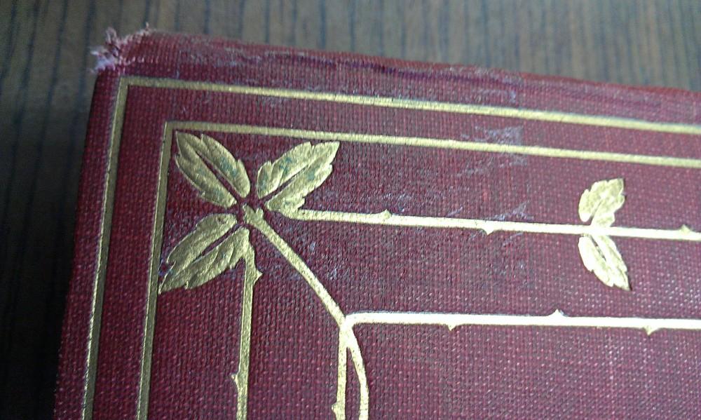 Repairing a loose binding (6/6)