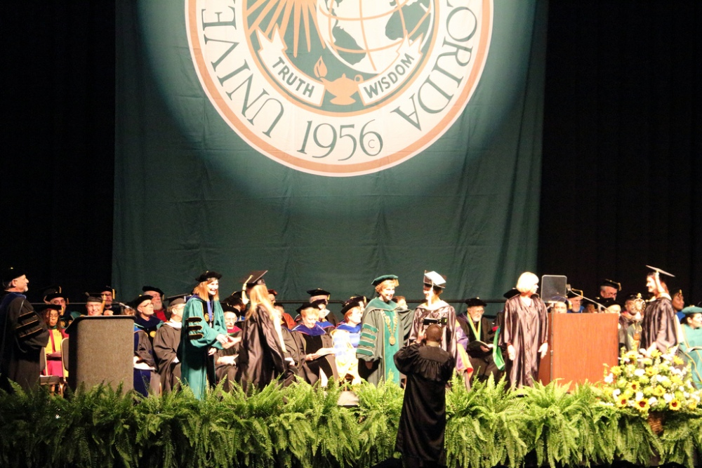Finally a Graduate! (1/3)